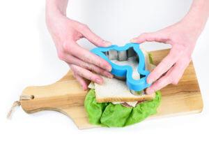 Sandwich ausstecher
