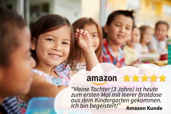 Amazon kundenbwertung brotaustecher